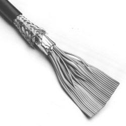 Série 3659 - Flat Cable Colorido e Blindado