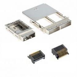 Série 8A26/8C26 - Mini SAS - Connector