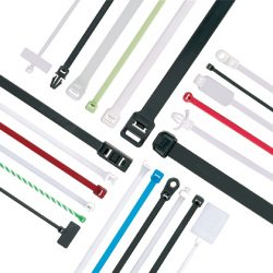 Série Plastic Cables Ties e Stainless Steel Ties