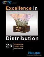 """Distributor of The Year"" TE (2014)"