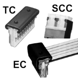 Série TC-EC-SCC Connectors