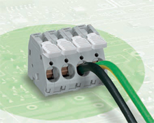 Série 2706 - PCB Terminal Blocks